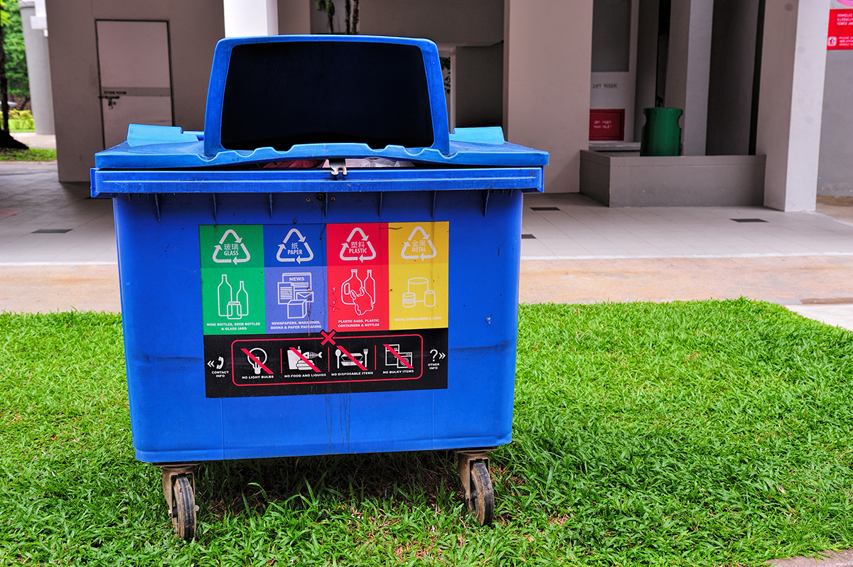 Bio-home - Recycling in Singapore
