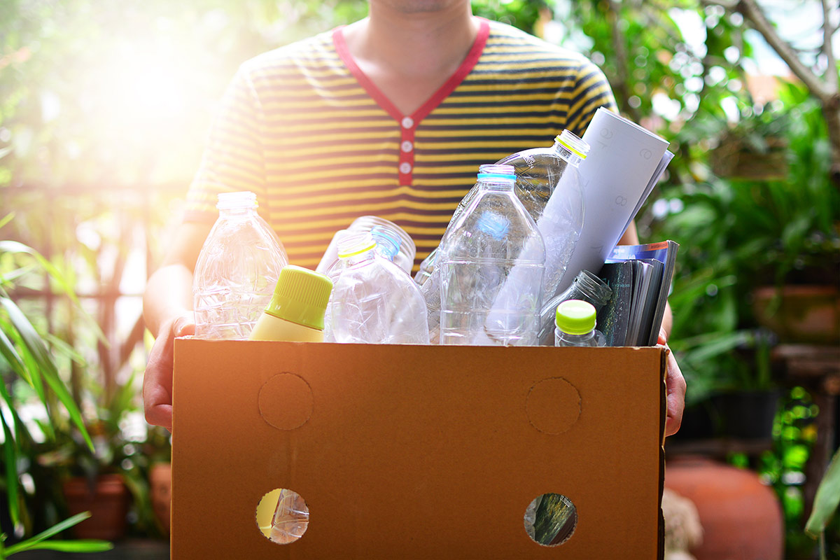 Bio-home - Reduce Your Daily Plastic Waste