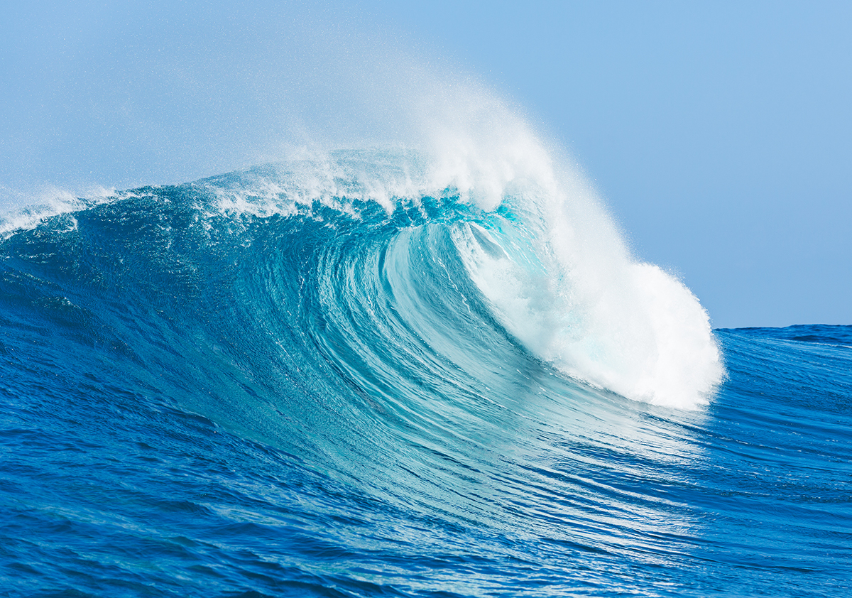 BioHomeCares - Ocean waves hold key to renewable energy