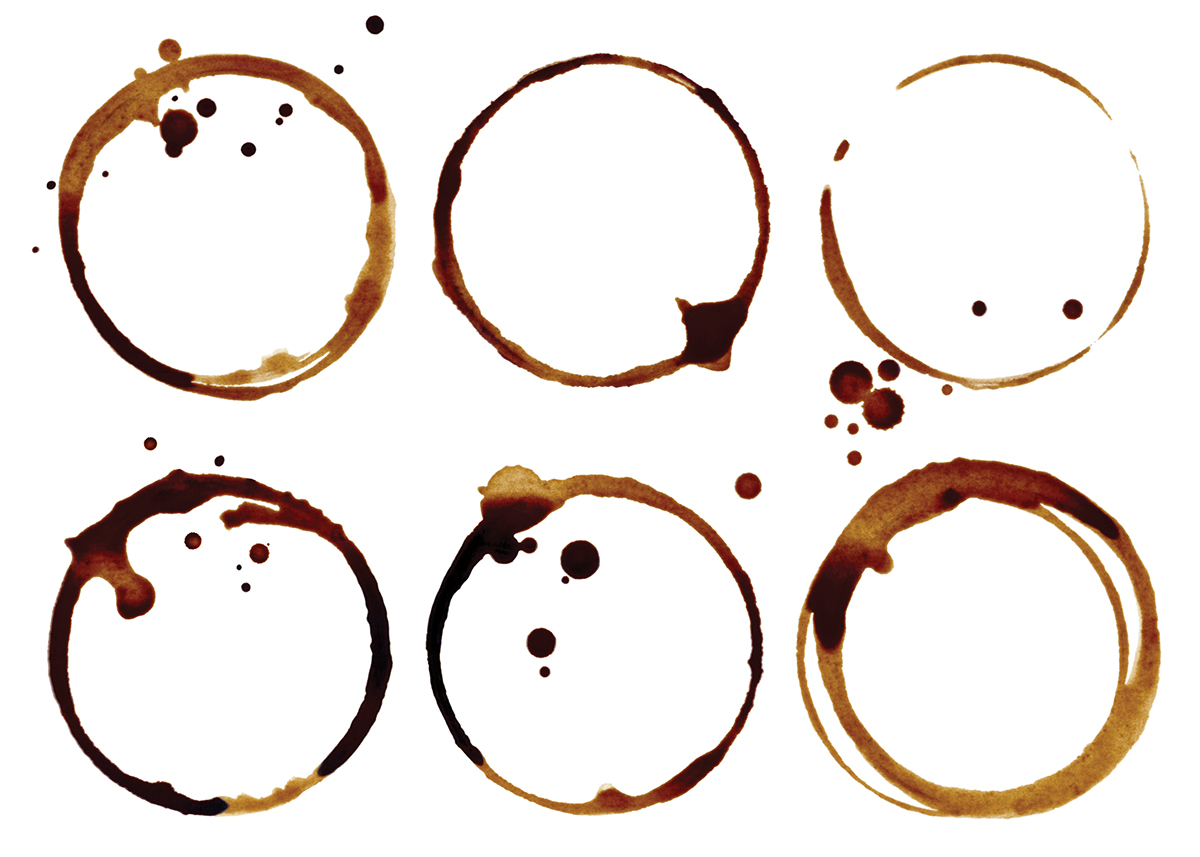 How to remove coffee stains bio home by lam soon - Coffee stains oil stains get rid easily ...