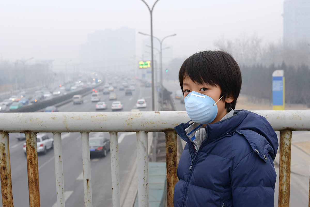 BioHomeCares - Let's turn China's smog into diamonds