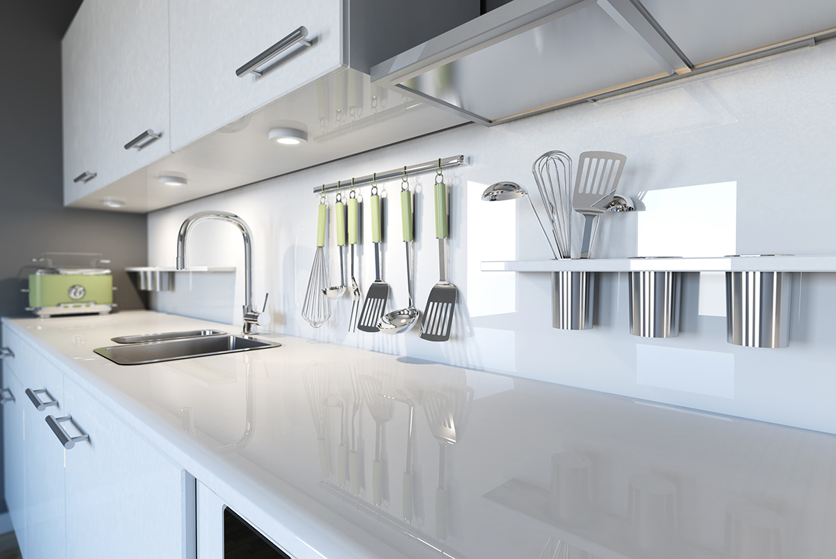 Easy steps to achieve a sparkling clean kitchen | bio-home by Lam Soon