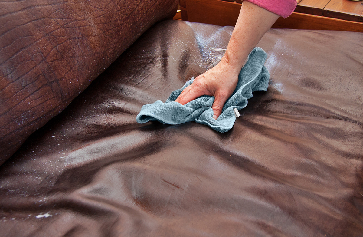 BioHomeCares - Tips on cleaning leather
