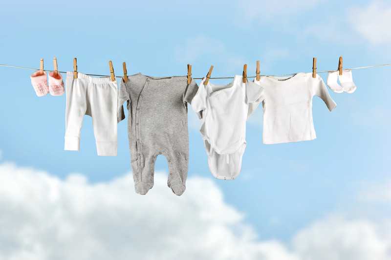 How to choose the right laundry detergent for baby clothes