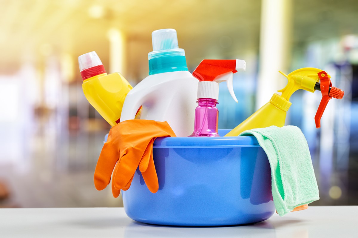 biohomecares - Chemicals in common household items