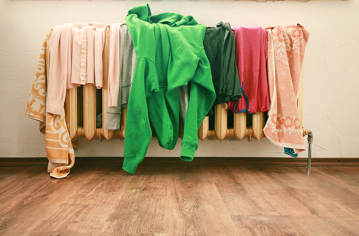 biohomecares - Choosing the right laundry detergent for indoor drying