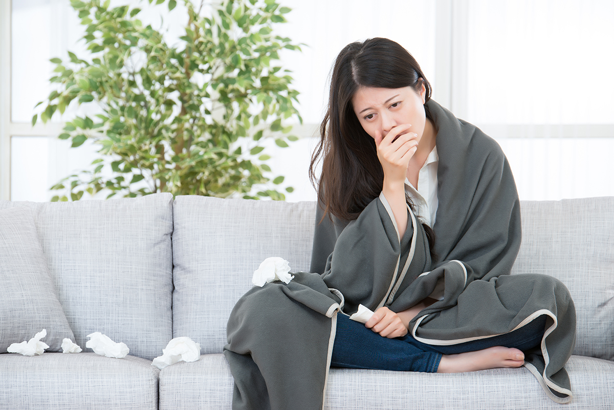 biohomecares - Cleaning your home after the flu