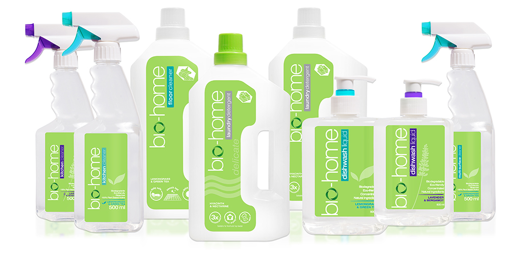 All Natural Cleaning Products | bio-home
