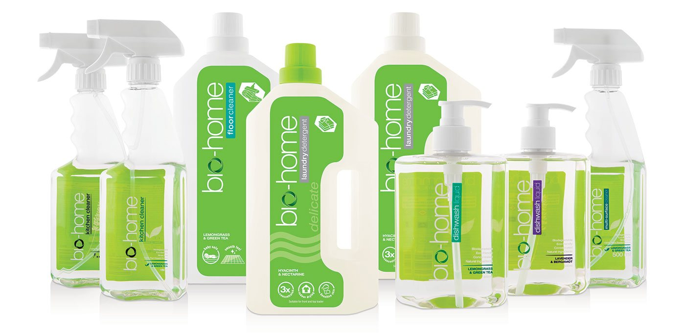 Bio home environmentally friendly green cleaning products for Sustainable home products