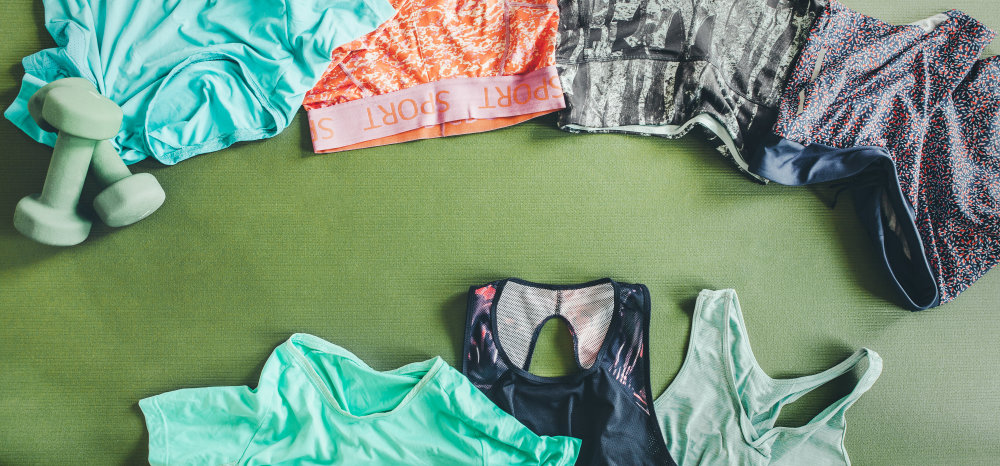 Gym Clothes: The Post Workout Laundry Guide